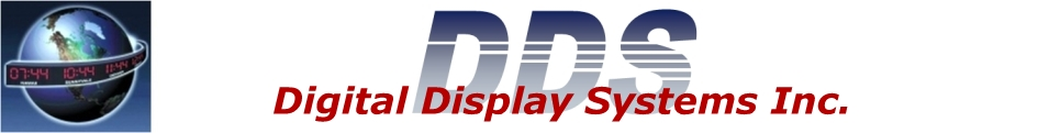 Digital Display Systems